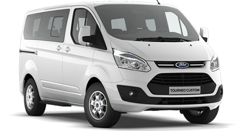 Ford Tourneo Custom 8+1